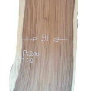 Boomstamtafel 200 cm. (88-91-98)
