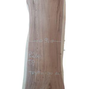 Boomstamtafel 260 cm. (98-91-100)